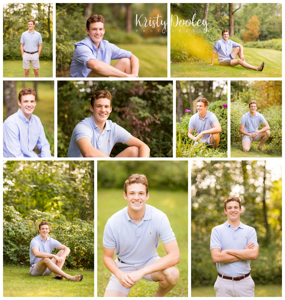 Choosing Your Senior Portrait Location